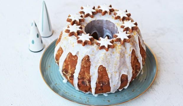 Χριστουγεννιάτικο Κέικ με Αποξηραμένα Φρούτα, από τον Αλέξη Επιθυμιάδη και το alwayshungry.gr!