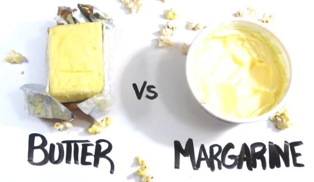 Βούτυρο ή μαργαρίνη; (VIDEO), από τον Διαιτολόγο-Διατροφολόγο Αθανάσιο Τσιούδα και το diatrofikiagogi.gr!