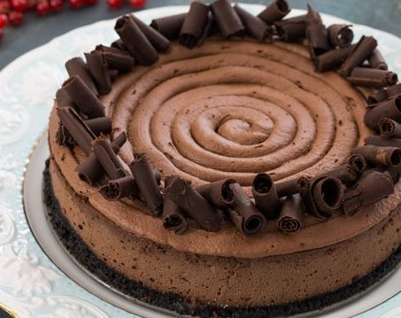 Υπέροχο σοκολατένιο cheesecake (Video), από το sintayes.gr!
