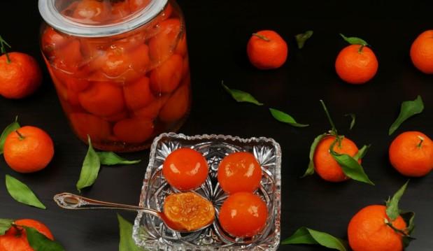 Γλυκό του κουταλιού μανταρίνι (VIDEO), από το foodaholics.gr!