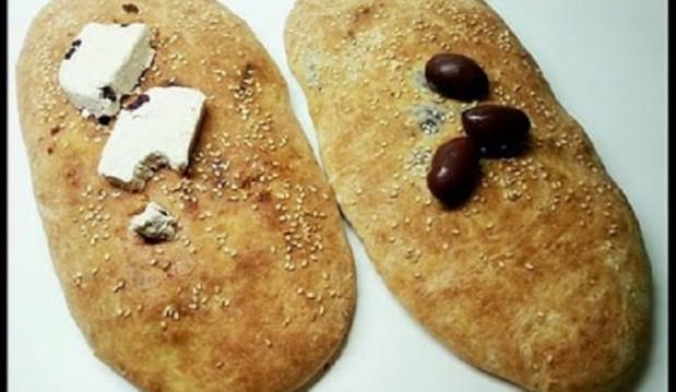 «Λαγάνες γεμιστές χωρίς ζύμωμα», από την αγαπημένη Ελπίδα Χαραλαμπίδου και το elpidaslittlecorner.blogspot.gr!
