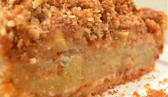Νηστίσιμη μηλόπιτα με Pyure Stevia, από την Stevia pyure greece  και το  naturalbuys.gr!