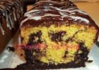 Νηστίσιμο σοκολατένιο κέικ από την Σόφη Τσιώπου!