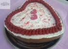 Cheesecake καρδιά με 2 σοκολάτες Nestle (Πραλίνα-Λευκή), από την αγαπημένη Ρένα Κώστογλου και το koykoycook.gr!