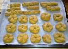 Νηστίσιμα κουλουράκια κανέλας με μαύρη ζάχαρη, από την αγαπημένη μας Ρένα Κώστογλου και το koykoycook.gr!