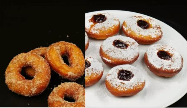 Σούπερ αφράτοι λουκουμάδες με ζύμη γιαουρτιού (VIDEO), από το redmoon και το foodaholics.gr!