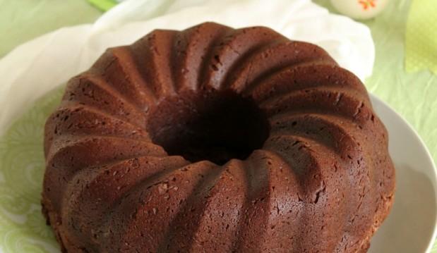 Νηστίσιμο κέικ σοκολάτα, από την Ερμιόνη Τυλιπάκη και το «The one with all the tastes»!