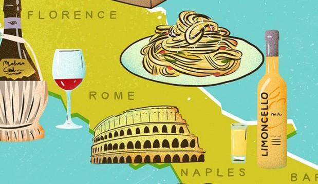 «Αδυνάτισμα αλά Ιταλικά», από τον Δημήτρη Γρηγοράκη, Πρόεδρο της Ελληνικής Διατροφολογικής Εταιρείας και το logodiatrofis.gr!