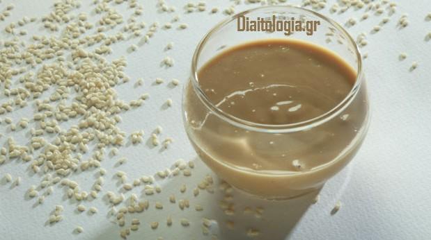 Το νηστίσιμο ταχίνι, από την Διαιτολόγο-Διατροφολόγο Βασιλική Νεστορή και το diaitologia.gr!