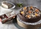 Νηστίσιμο κέικ σοκολάτας με χαλβά, από την Ιωάννα Σταμούλου και το sweetly!