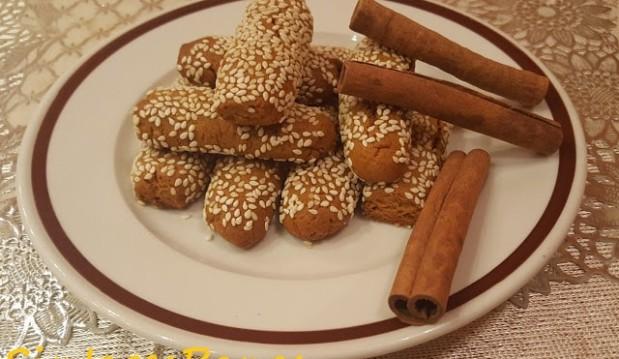 Κουλουράκια σουσαμένια με ταχίνι και κανέλα, από τον Παναγιώτη Θεοδωρίτση και το  sintagespanos!