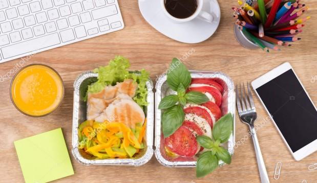 «Διατροφή στο γραφείο: Μπορεί και πρέπει να είναι ισορροπημένη», από το Διαιτολογικό γραφείο Θαλή Παναγιώτου!