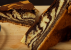Κέικ ζέβρα (VIDEO), από το Redmoon και το foodaholics.gr!