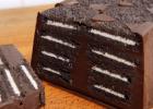 Σοκολατένιος κορμός ψυγείου με oreo, με 4 μόνο υλικά (Video), από το sintayes.gr!