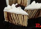 Τούρτα σοκολάτα μπισκότο (VIDEO), από τους Χάρη και Μιχάλη Καρελάνη και το redmoon-foodaholics.gr!