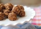 Μπάλες σοκολάτας από φυστικοβούτυρο με Κρυσταλλική Pyure Stevia (1:1), από την  Stevia pyure Greece!