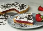 Πανεύκολη τάρτα φράουλας (VIDEO), από τους Χάρη και Μιχάλη Καρελάνη και το Redmoon-foodaholics.gr!