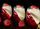 Πανακότα με φράουλα (VIDEO), από τους Χάρη και Μιχάλη Καρελάνη και το Redmoon-foodaholics.gr!