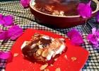 Αφράτο γλυκό ψυγείου με κρέμα σαντιγί και σοκολάτα ΙΟΝ, από την Αριάδνη Πούλιου και το ionsweets.gr!