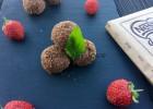 Σοκολατάκια με φράουλες, από την Νάντια Μαρκοπούλου και το spoonlove.gr!