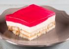Μαμαδίστικο γλυκό με ζελέ – Mom's strawberry jello dessert (VIDEO), by Akis and akispetretzikis.com!