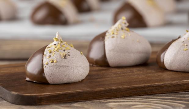 Μαρέγκες σοκολάτας, από την Nestle και το glikessintages.gr!