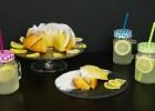 Απίθανη σπιτική λεμονάδα & κέικ λεμονιού χωρίς βούτυρο(VIDEO), από τους Χάρη και Μιχάλη Καρελάνη και το redmoon-foodaholics.gr!
