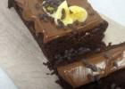 Κέικ με Nucrema ION, κακάο, μπανάνα και σταγόνες μαύρης σοκολάτας, από τον Μιχάλη Σαράβα και το ionsweets.gr!
