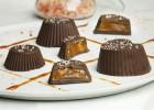 Σοκολατάκια με καραμέλα βουτύρου με 5 υλικά(VIDEO), από τους Χάρη και Μιχάλη Καρελάνη και το redmoon-foodaholics.gr!