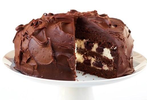 Εύκολο κέικ Black Forest, από το sintayes.gr!