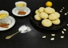 Εύκολα και γρήγορα μπισκότα αμυγδάλου (VIDEO), από τους Χάρη και Μιχάλη Καρελάνη και το Redmoon- foodaholics.gr!