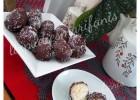 Σπιτικά σοκολατάκια/παγωτίνια  τύπου Bounty, από την Μαριφάνη Ξανθάκη και τις Λιχουδιές της Μαριφάνης!