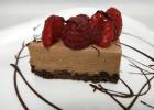 Cheesecake με κουβερτούρα και Nucrema ION, από τον Μιχάλη Σαράβα και το ionsweets.gr!