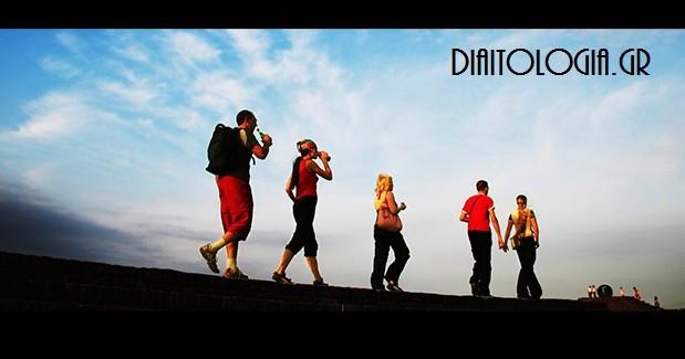 «Περπάτημα και οφέλη για την υγεία», από την Διαιτολόγο-Διατροφολόγο Βασιλική Νεστορή και το diaitologia.gr!