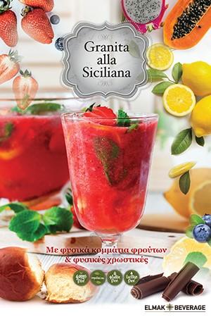 Granita alla siciliana (elmak)