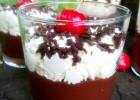 Εύκολη  σοκολατένια πουτίγκα, από την αγαπημένη μας Ελπίδα Χαραλαμπίδου και το elpidaslittlecorner.blogspot.com!