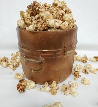 Pop corn με Nucrema και κουβερτούρα γάλακτος ION, από τον Μιχάλη Σαράβα και το ionsweets.gr!
