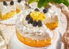 Τούρτα παγωτό λεμόνι, από την Αργυρώ μας και το argiro.gr!