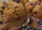 Muffins μπανάνας με κομματάκια σοκολάτας, από το nutrischool.gr!