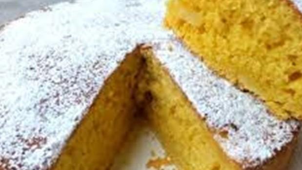 Νηστίσιμο, μυρωδάτο κέικ μήλου χωρίς μίξερ, από το  nutrischool.gr!
