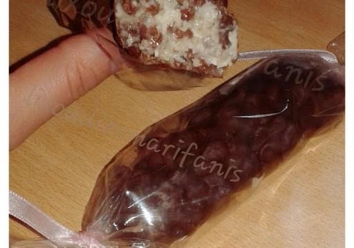 Σοκολάτες τύπου Ντέρμπυ (Derby), από την Μαριφάνη Ξανθάκη!