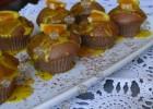 Σοκομάφινς με γλάσο πορτοκαλιού, από την Ελευθερία Μπούτζα και το «Μαγειρεύοντας με την L»!