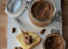 Αμυγδαλόκρεμα με κρέμα και κακάο νηστίσιμη, από την Ιωάννα Σταμούλου και το  sweetly!