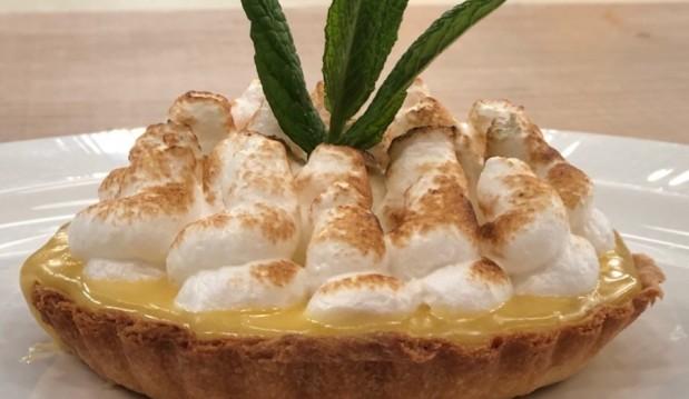 Lemon Pie, από τον Πέτρο Συρίγο και το petros-syrigos.com!
