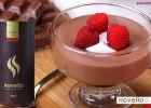 NOVELLO μους  με γιαούρτι, μόνο με 3 ΥΛΙΚΑ στο λεπτό, από το sokolatomania.gr!