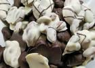 Σοκολατάκια με ξηρούς καρπούς (ανώμαλα), από τον Παντελή Κατρακάρη και το thinkdrops.gr!