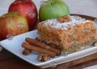 Διώροφη μηλόπιτα, από την Ελευθερία Μπούτζα και το «Μαγειρεύοντας με την L»!