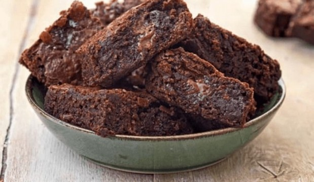 Brownies καραμέλα, από την Αργυρώ μας!