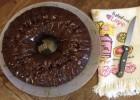 Κέικ με κακάο και σοκολάτα, από την Μπέττυ μας και το «Taste of life by Betty»!