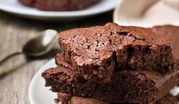 Νηστίσιμα brownies με ταχίνι, από το ionsweets.gr!
